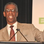 Stanley W. Tucker, President of The Presidents' RoundTable, welcomed participants at the conference and presented the awards.
