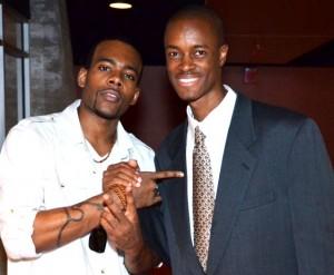 Mario and Ibrahim Dabo