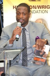 Miami Heat NBA Star Dwayne Wade