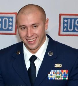 Senior Airman Evan J. Steven