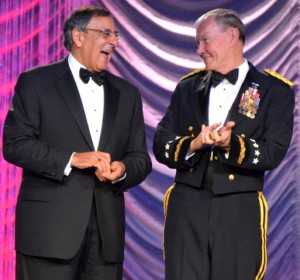 Secretary Panetta and General Dempsey